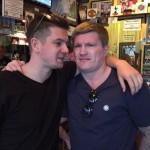 Ricky Hatton Boxing Legend