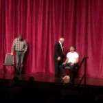 On Stage With Paul Daniels