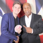 Celebrity Magician - Mike Tyson